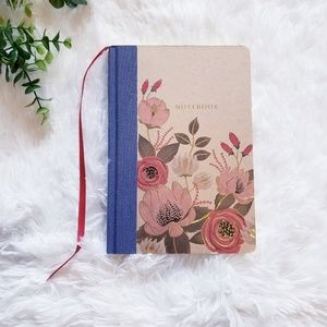 design worksJournal floral lined 192 page notebook
